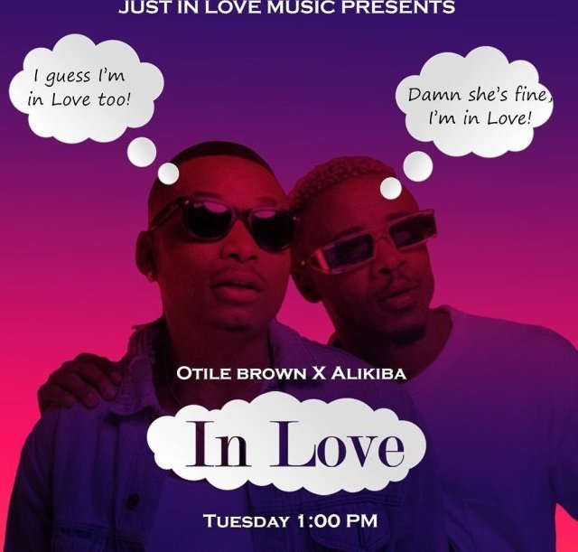 Otile Brown – In Love Ft. Alikiba